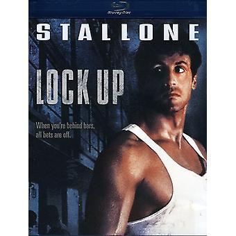 Lock Up [BLU-RAY] USA import