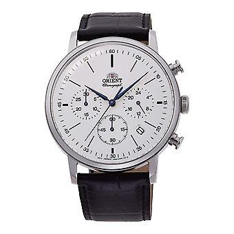 Orient Classic RA-KV0405S10B Mäns Watch Kronograf