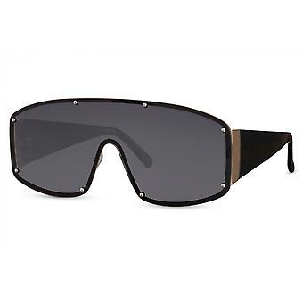 النظارات الشمسية السيدات nschild القط كامل الحافة. 3 أسود / أسود