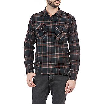 Replay Men's Cotton Shirt With Pockets