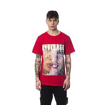 Nicolo Tonetto Rosso Red T-Shirt NI678939-M