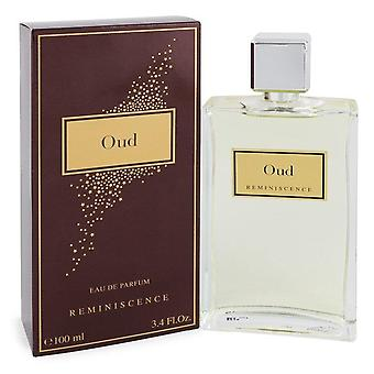 Reminiscence oud eau de parfum spray (unisex) by reminiscence 551086 100 ml