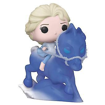 Frozen 2 Elsa Riding Nokk Pop! Ride