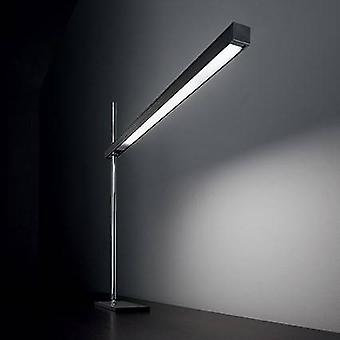 Ideal Lux Gru - LED Skrivbordslampa Svart