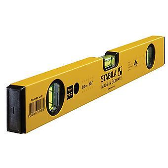 Stabila 70-2-60 Double Plumb Spirit Level 3 Vial 60cm STB70224