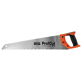 Bahco ProfCut Insulation Saw with New Waved Toothing 550mm (22