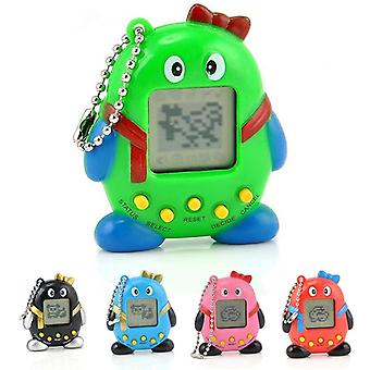 Virtual Pet Cyber Digital Penguins E-pet Gift Toy - Handheld Game Machine