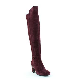DKNY | Botas altas de joelho cora