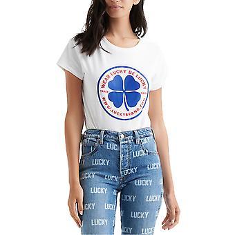 ラッキーブランド |グラフィックTシャツ