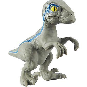 Stretch Jurassic World Blue Action Figure