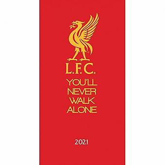 Liverpool Pocket Dagboek 2021