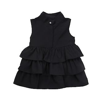 Summer Cute Ball Gown Dresses- Kid Party Dress, Sleeveless O Neck Cake Ruffled