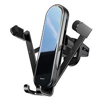 Phone Holder Car Ventilation - Black Penguin