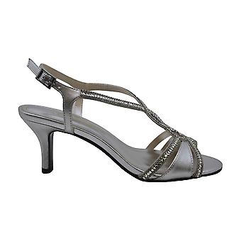 Caparros Womens Lilly Open Toe Bridal Ankle Strap Sandals