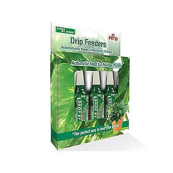 Fito Foliage Drip Feeders 5 x 32ml 2044392