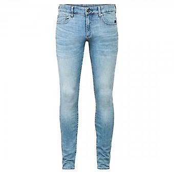 G-Star Raw Revend Skinny Light Blue Stretch Denim Jeans 51010 8968 8436