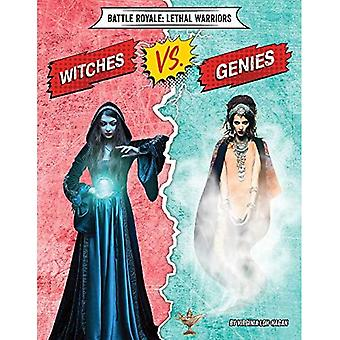 Witches vs. Genies (Battle Royale: Lethal Warriors)
