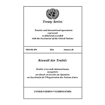 Treaty Series 2891 (English/French Edition) (United Nations Treaty Series / Recueil des Traites des Nations Unies)