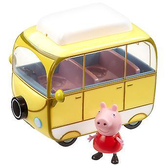 Peppa Pig - Camper van