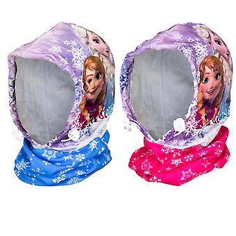 2-Pack Disney Frozen Frost Elsa Anna Balaclava Cap/ Skjerf / Windcover