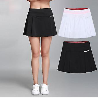 Naisten Tennis hame, Sulkapallo Shortsit Anti-exposure Fitness Workout