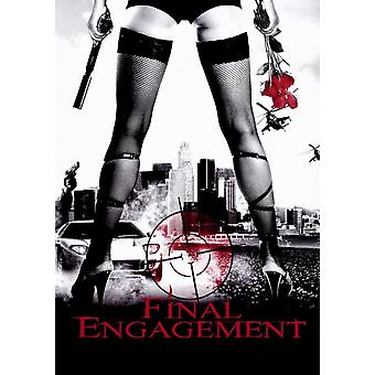 Endgültige Engagement Movie Poster (11 x 17)