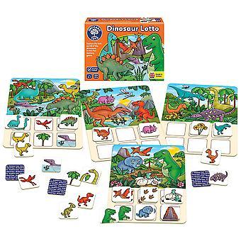 Orchard Toys dinosaurio Lotto
