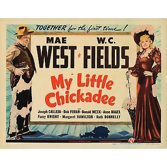 بي لوبيكارد القرقف القليل من اليسار مرحاض الحقول الغربية ماي 1940 فيلم ملصق ماستيربرينت