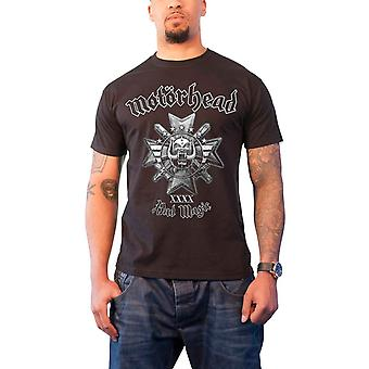 Motorhead T Shirt Bad Magic Warpig Classic Album Cover Official Mens New Black