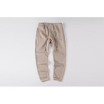 Pantaloni della tuta Fog Essentials Jogger Hip Hop Pantaloni Streetwear Indossati da Justin