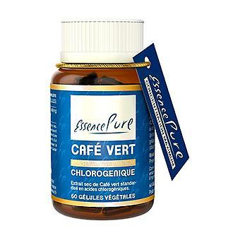 Chlorogenic Green Coffee - Pure Essence 60 capsules of 200mg (200mg)