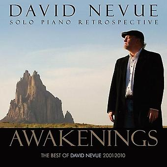 David Nevue - Awakenings: The Best of David Nevue (2001-2010) [CD] USA Import