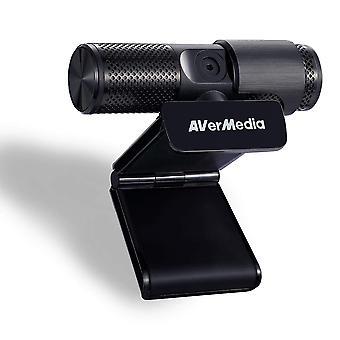 AVerMedia Live Streamer Cam 313 (PW313) Full HD 1080p30 Streaming Webcam