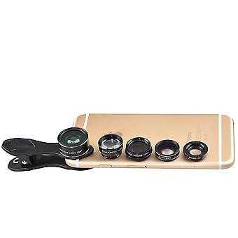 Kit de lente de câmera HD