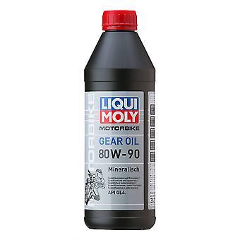 Liqui Moly 1L 80W-90 Mineral Gear Oil - 3821