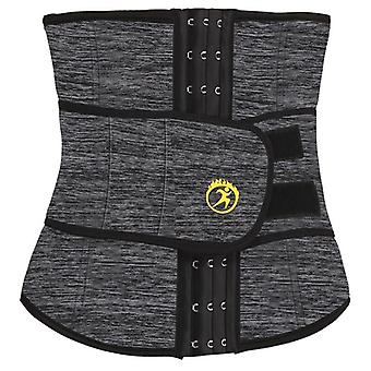 Mens Thermo Neoprene Body Shaper, Waist Trainer Belt Slimming Corset