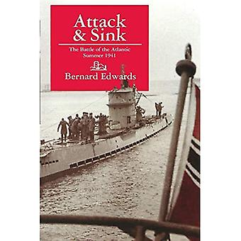 Attack & Sink, the Battle of the Atlantic, Summer 1941: The Battle for Convoy SC42