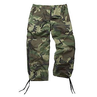 אמיתי מושבים בארה ב Goretex יער הסוואה מכנסיים/מכנסיים