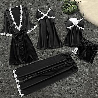 Women Satin Silk Sleepwear