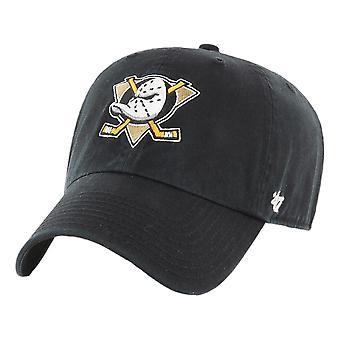 47 NHL Anaheim Ducks Clean Up Cap - Black