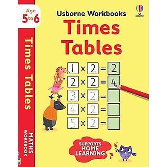 Usborne Workbooks Times Tables 56