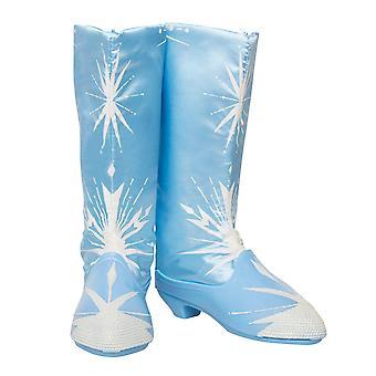 Bottes luxes Elsa La reine des neiges 2 fille