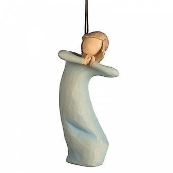 Willow Tree Journey Hanging  Figurine