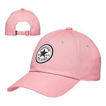 كونفيرس توف تشاك قبعة البيسبول -- الوردي الساحلية