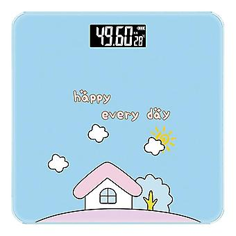 Cute Home Scales Electronic Mechanical Smart