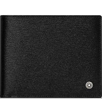 Montblanc 4810 - Westside wallet, 12 x 1 x 9.5 cm, black, 12 x 1 x 9.5 cm