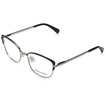 Longchamp LO2108, Metal Sunglasses Black Unisex Adult, Multicolored, Standard(2)