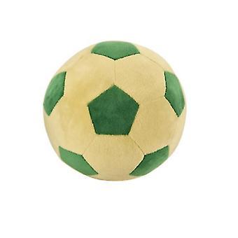 35 * 35Cm jaune + vert amusant jouets de football pour enfants adaptés aux hommes et aux femmes de tous âges az5150