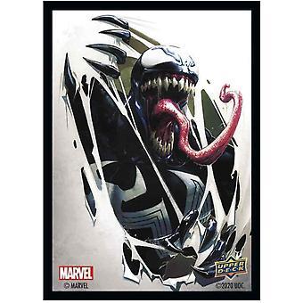 Marvel Card Sleeves: Veneno - 65 Mangas
