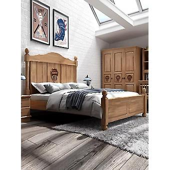 Children's Simple Single Bed Nordic Combination Bed Set